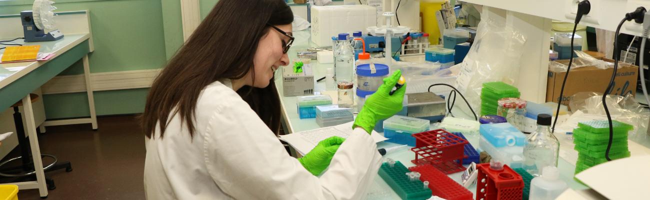 Microbiote recherche