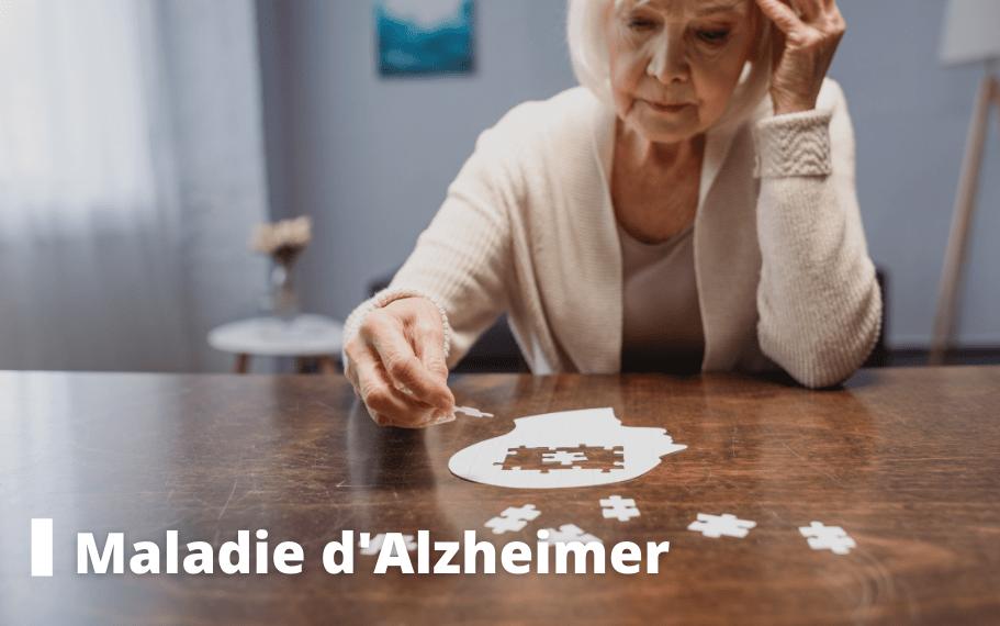 maladie d'alzheimer dossier