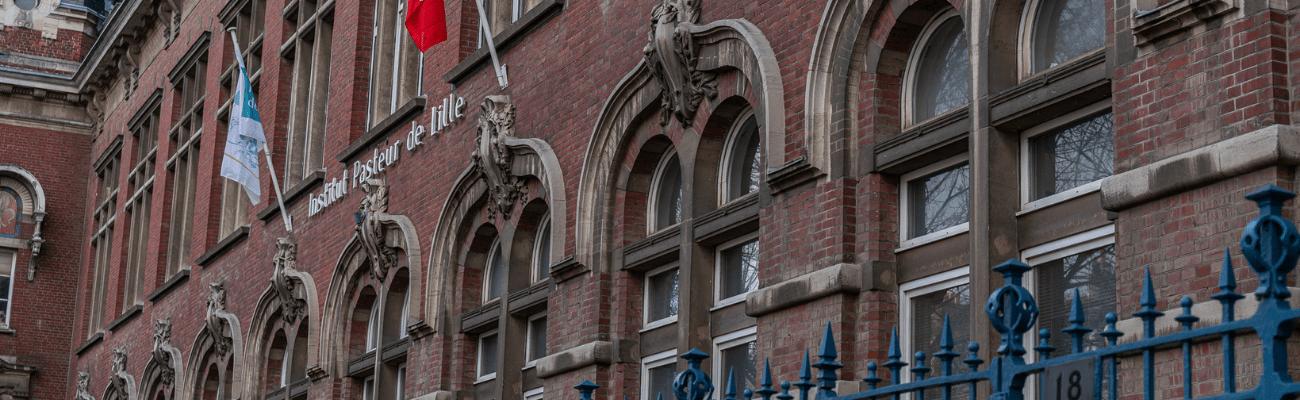 façade institut pasteur de lille